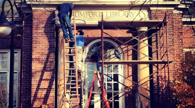 Introducing the Rumford Library Project