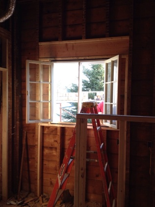 New Master Bath Window! (Period Window Sashes from 40 Grotto) :)